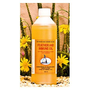 Feather & Immune Oil